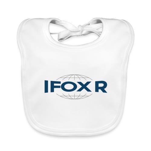 IFOX Logo - Ekologisk babyhaklapp