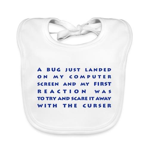 bug - Vauvan ruokalappu