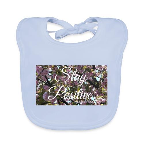 STAY POSITIVE #FRASIMTIME - Bavaglino ecologico per neonato