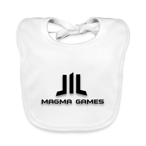 Magma Games kussen - Bio-slabbetje voor baby's
