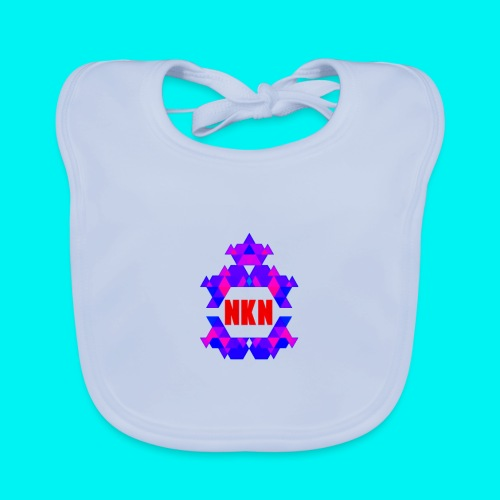THE OFFICIAL NEUKADNEZZAR T-SHIRT - Baby Organic Bib