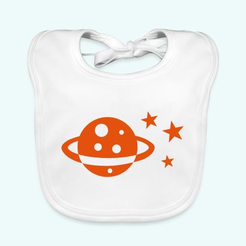 Planet Sterne - Baby Bio-Lätzchen