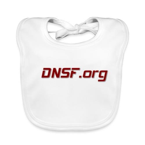 DNSF t-paita - Vauvan luomuruokalappu