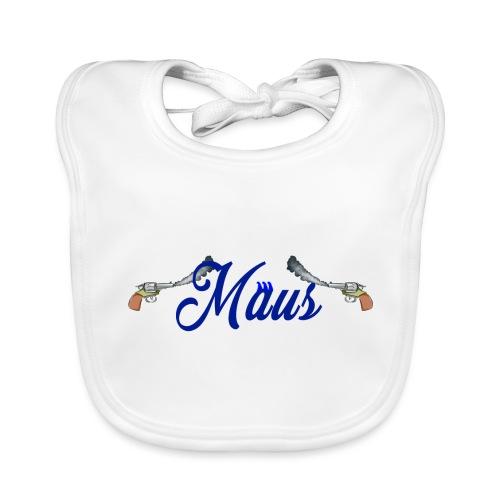 Waterpistol Sweater by MAUS - Bio-slabbetje voor baby's