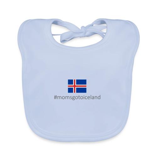 Iceland - Baby Organic Bib