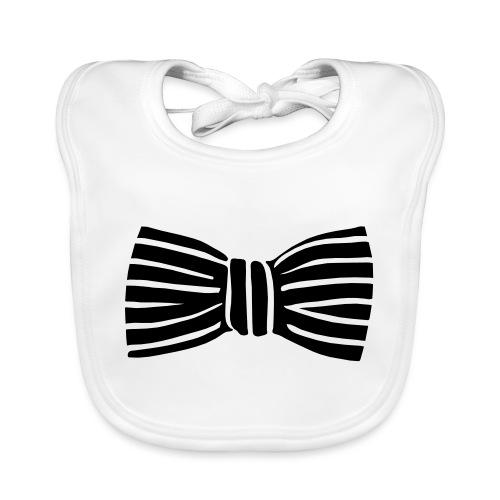 bow_tie - Baby Organic Bib