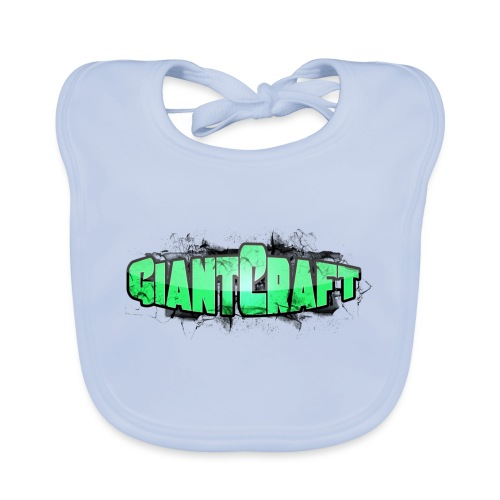 Vandflaske - GiantCraft - Baby økologisk hagesmæk