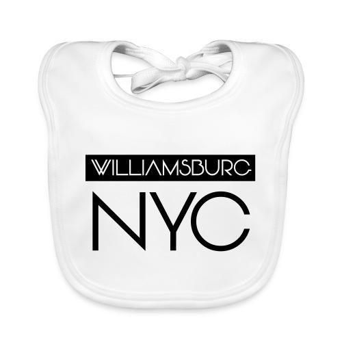 williamsburg - Baby Organic Bib