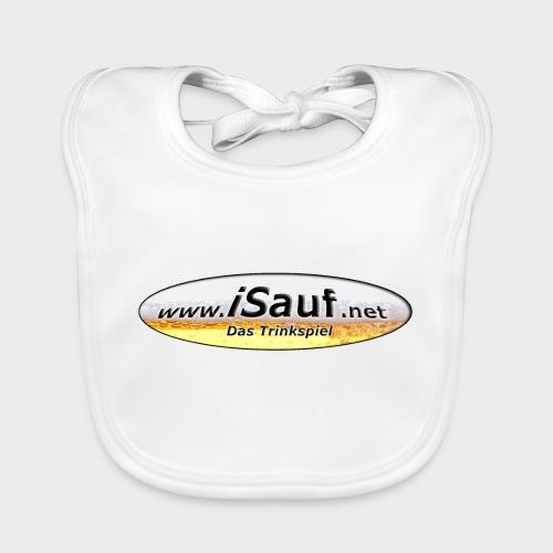 iSauf Logo - Baby Bio-Lätzchen