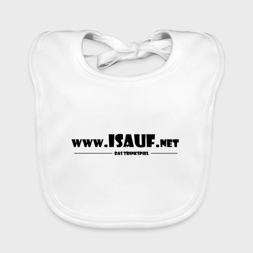 iSauf Logo 3 - Baby Bio-Lätzchen