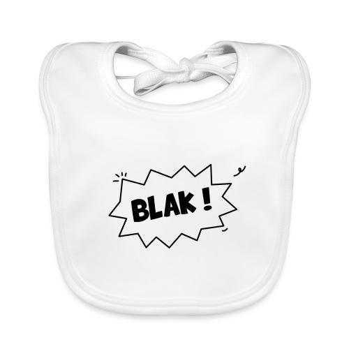 BLAK ! - Bavoir bio Bébé