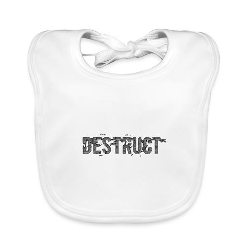 Destruct - Baby Bio-Lätzchen