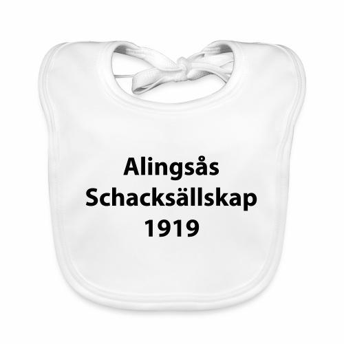 Alingsås Schacksällskap, text - Ekologisk babyhaklapp