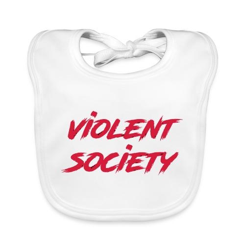 Violent Society - Baby Bio-Lätzchen