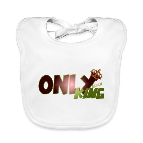 OnlyKing Ecolo design - Bavoir bio Bébé
