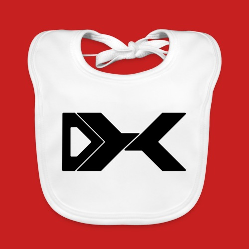 Duxier Logo - Bio-slabbetje voor baby's