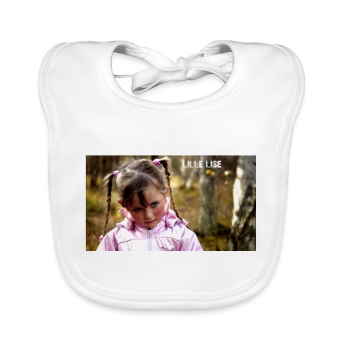 Lille Lise Picture - Organic Baby Bibs