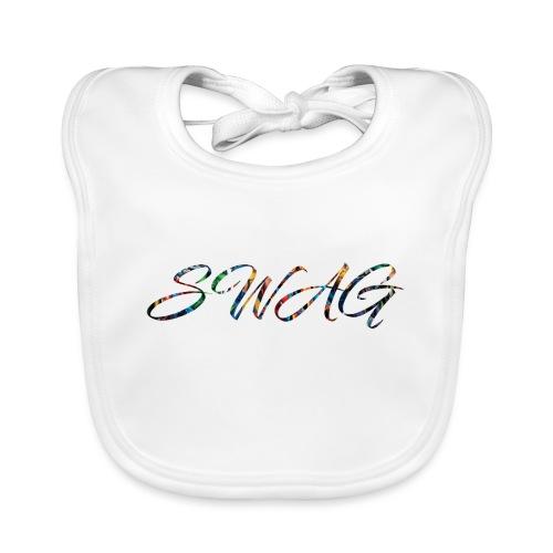 Texte 'Swag' - Bavoir bio Bébé