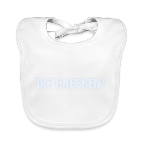Lupo - DIE HÄCKEN! - Baby Organic Bib