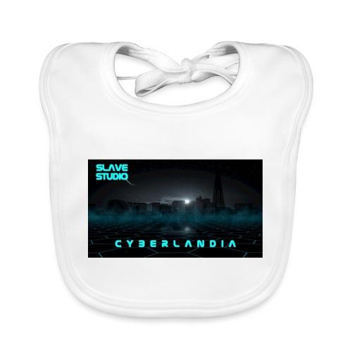 Cyberlandia - Bavaglino ecologico per neonato