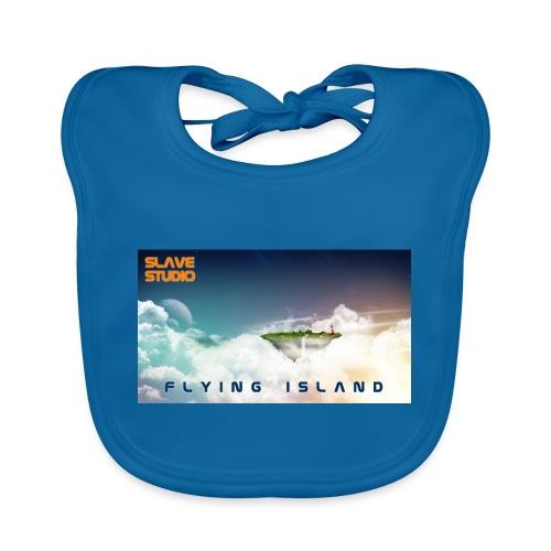 flying island - Bavaglino ecologico per neonato