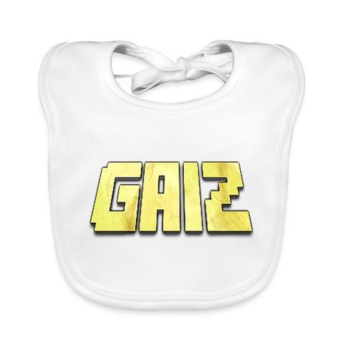 POw3r yellow-GAIZ - Bavaglino ecologico per neonato