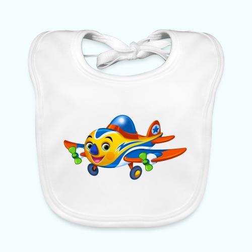 Airplane Arthur Collection - Baby Organic Bib