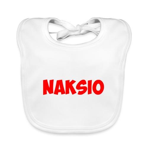 T-shirt NAKSIO - Bavoir bio Bébé