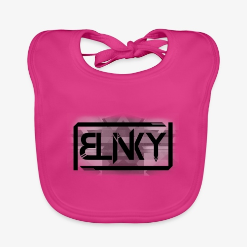 Blinky Compact Logo - Organic Baby Bibs