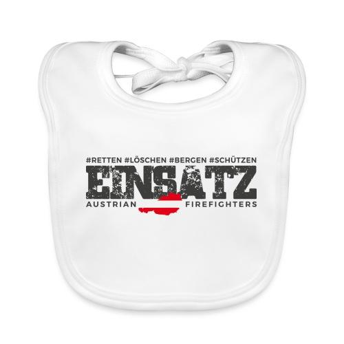 Austrian Firefighters Edition 2017 - Baby Bio-Lätzchen