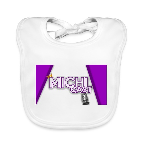 Camisa MichiCast - Baby Organic Bib