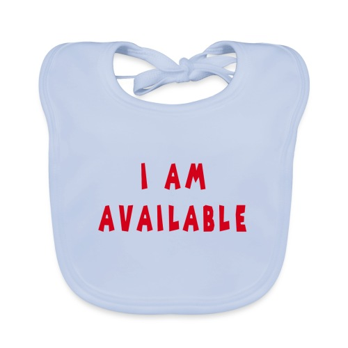Am Available - Vauvan ruokalappu