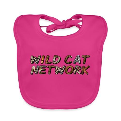 WildCatNetwork 1 - Baby Organic Bib