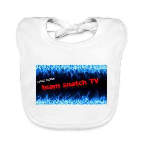 team snatch - Bavoir bio Bébé