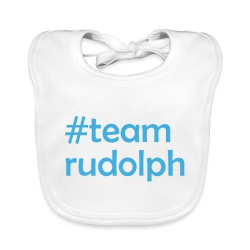 # team rudolph - Christmas & Weihnachts Design - Baby Bio-Lätzchen