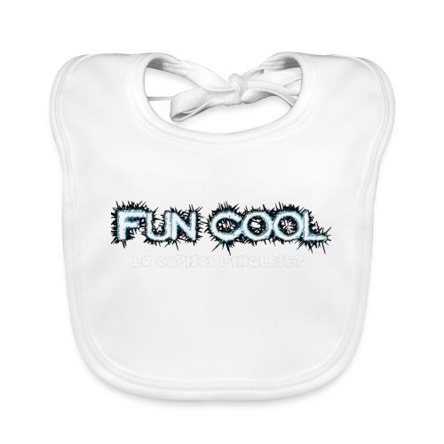 Capisci L'inglese Fun Cool - Bavaglino ecologico per neonato