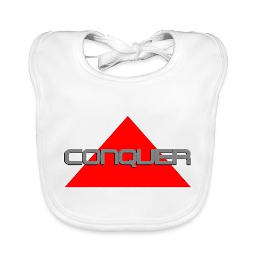 Conquer, by SBDesigns - Bavoir bio Bébé