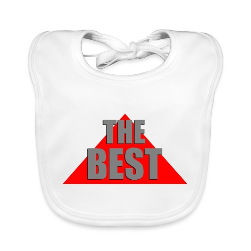 The Best, by SBDesigns - Bavoir bio Bébé