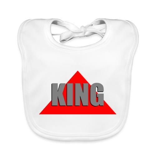 King, by SBDesigns - Bavoir bio Bébé