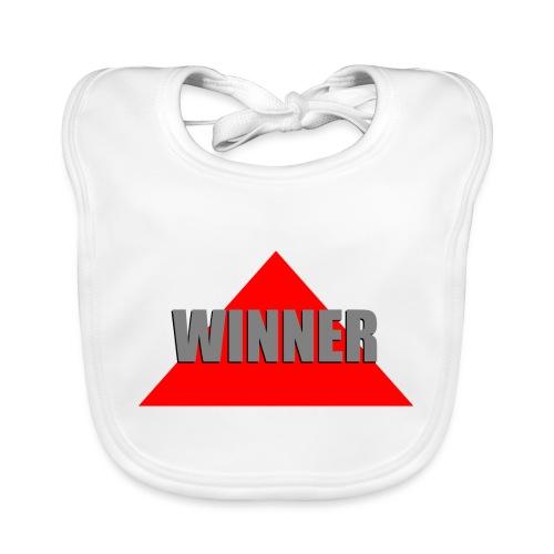 Winner, by SBDesigns - Bavoir bio Bébé