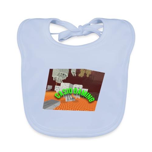 Logopit 1513697297360 - Bio-slabbetje voor baby's