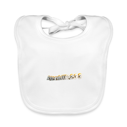 Alexhill2233 Logo - Baby Organic Bib