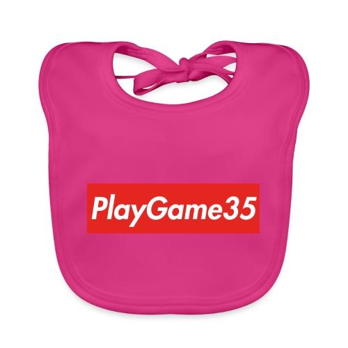 PlayGame35 - Bavaglino ecologico per neonato