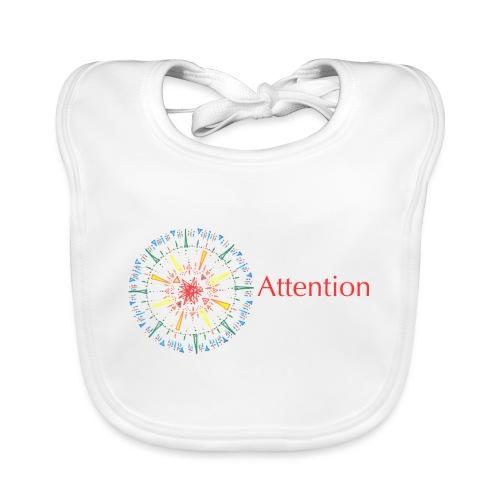 Attention - Baby Organic Bib