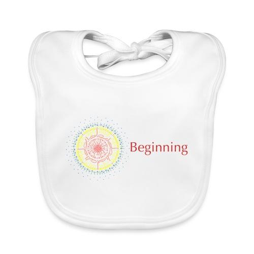 Beginning - Baby Organic Bib