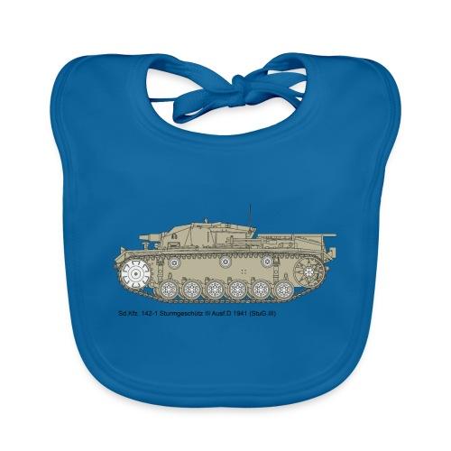 Stug III Ausf D. - Baby Bio-Lätzchen
