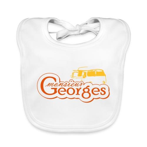 monsieur georges2 - Bio-slabbetje voor baby's