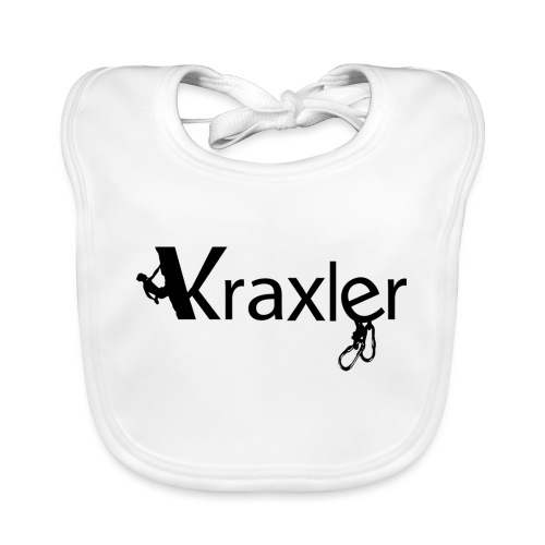 Kraxler - Baby Bio-Lätzchen