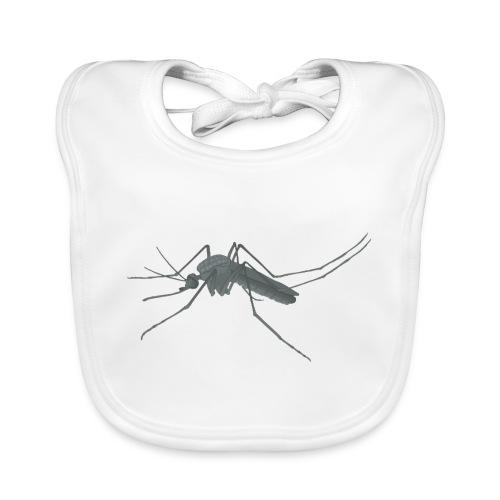 Moskito Insekt Stechmücke - Baby Bio-Lätzchen