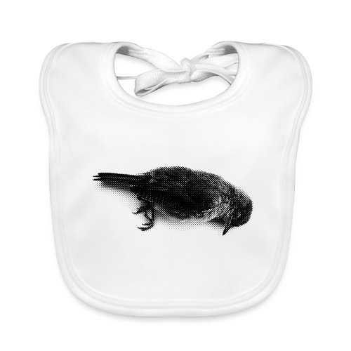 Die bird die !!! - Bavoir bio Bébé